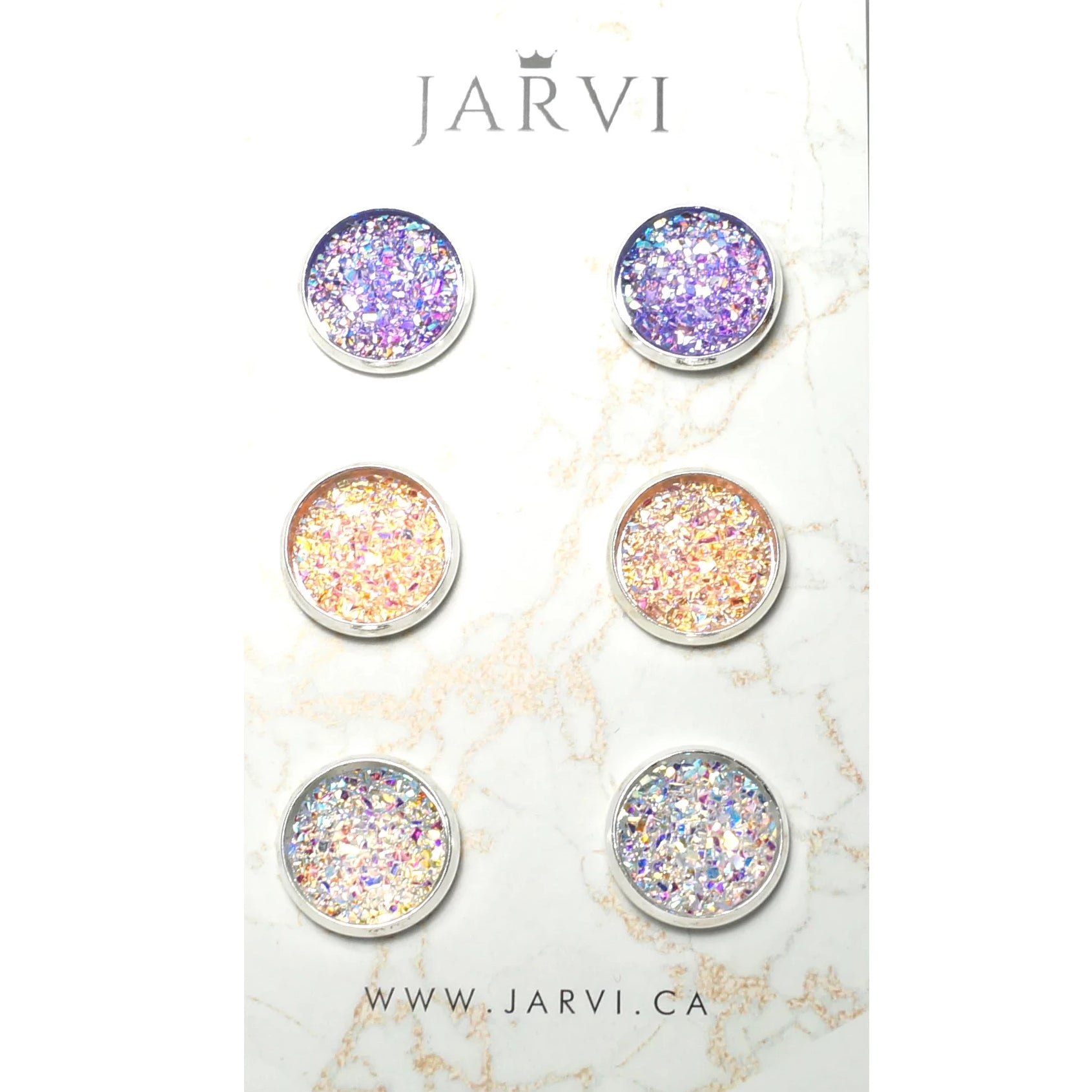 Shop Raindrop Trio Set (14mm)-Jarvi