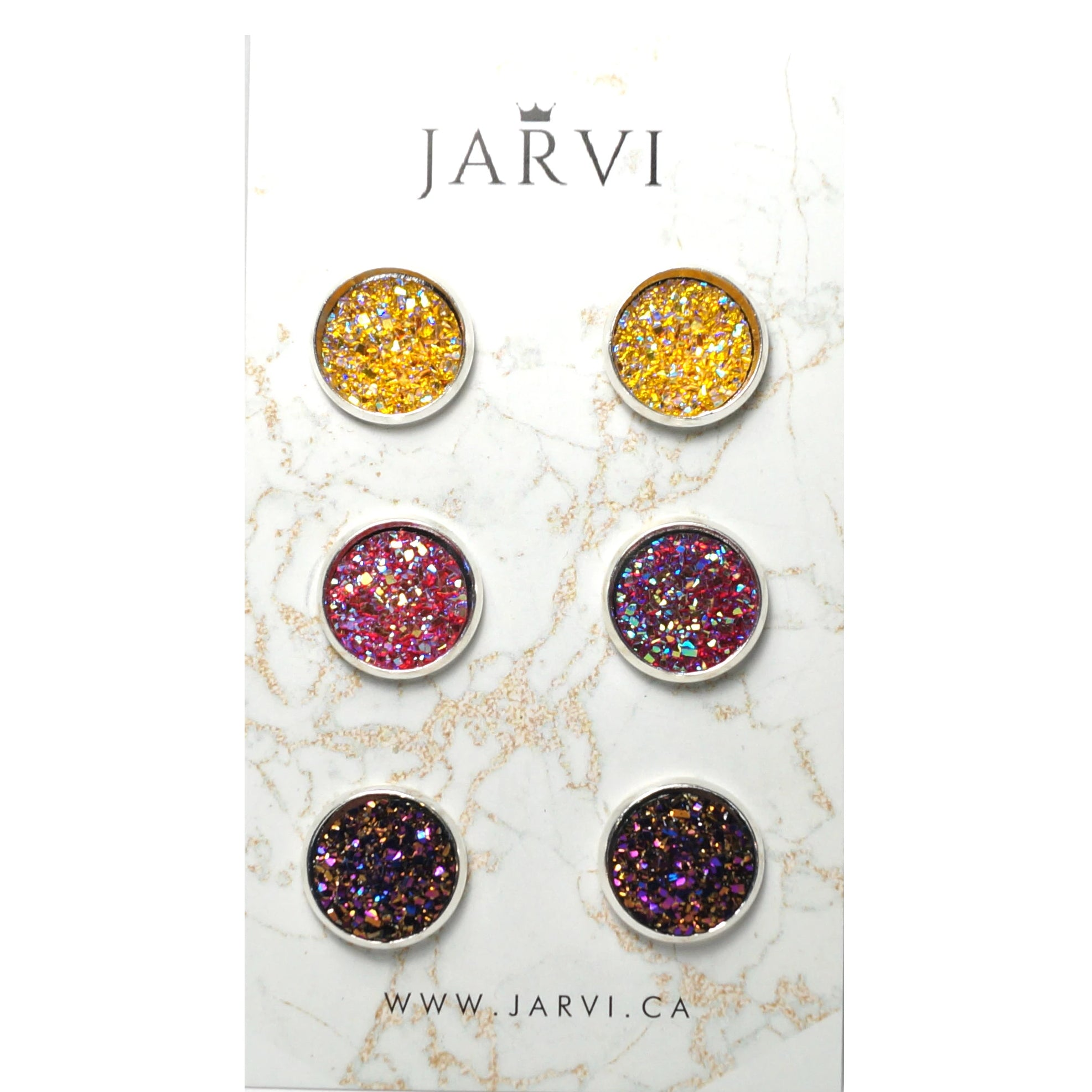 Shop Floral Trio Set (14mm)-Jarvi