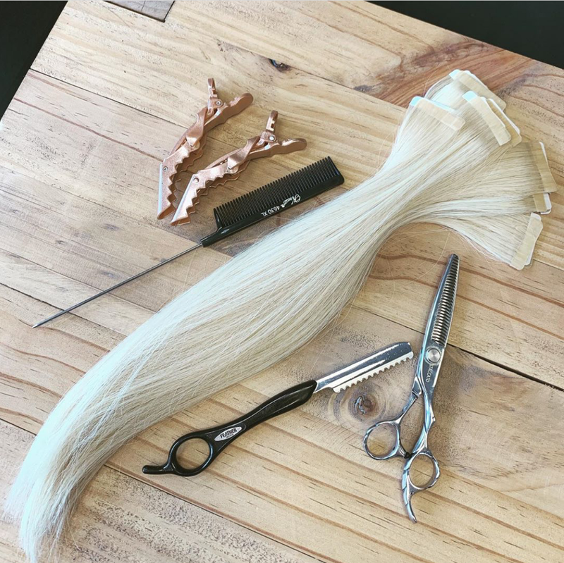 5 Tips About Tape In Hair Extensions