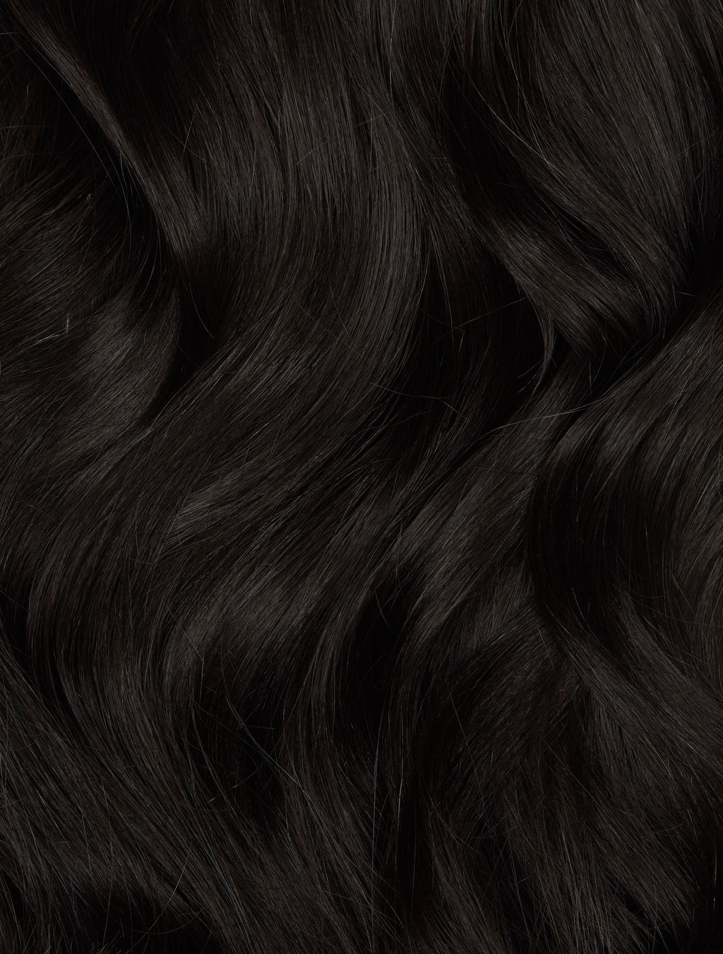 "Off Black(#1B) 20"" Keratin Tip- ON BACKORDER  (Ships Jan 19) - BOMBAY HAIR  - Fusion 20"" 25g"