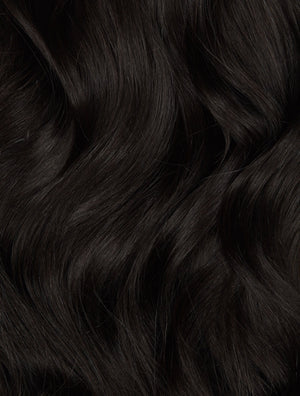 "Off Black (1B) 22"" 220g - BOMBAY HAIR  - Bombay Beauty 22"" 220g"