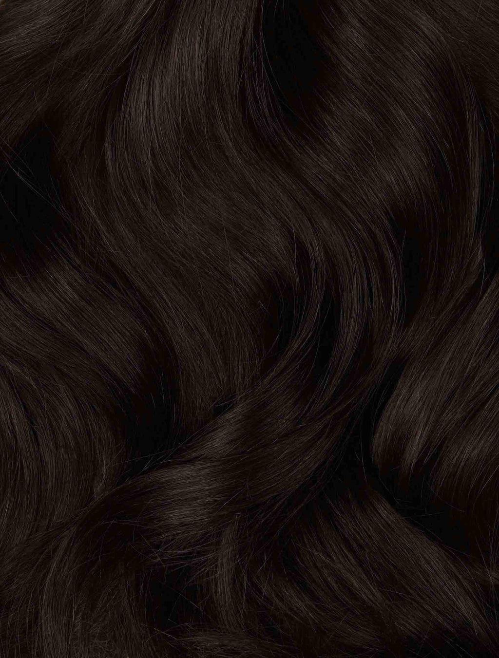 "Espresso (#1C) 20"" I-Tip- ON BACKORDER - BOMBAY HAIR  - I-Tip 20"" 25g"