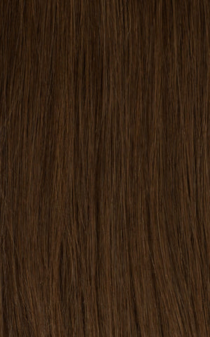 "Caramel Brown (4) 20"" 220g - BOMBAY HAIR  - 20"" Clip In Extensions"