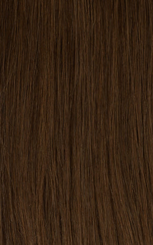 "Caramel Brown (4) 22"" 220g - BOMBAY HAIR  - 22"" Clip In Extensions"