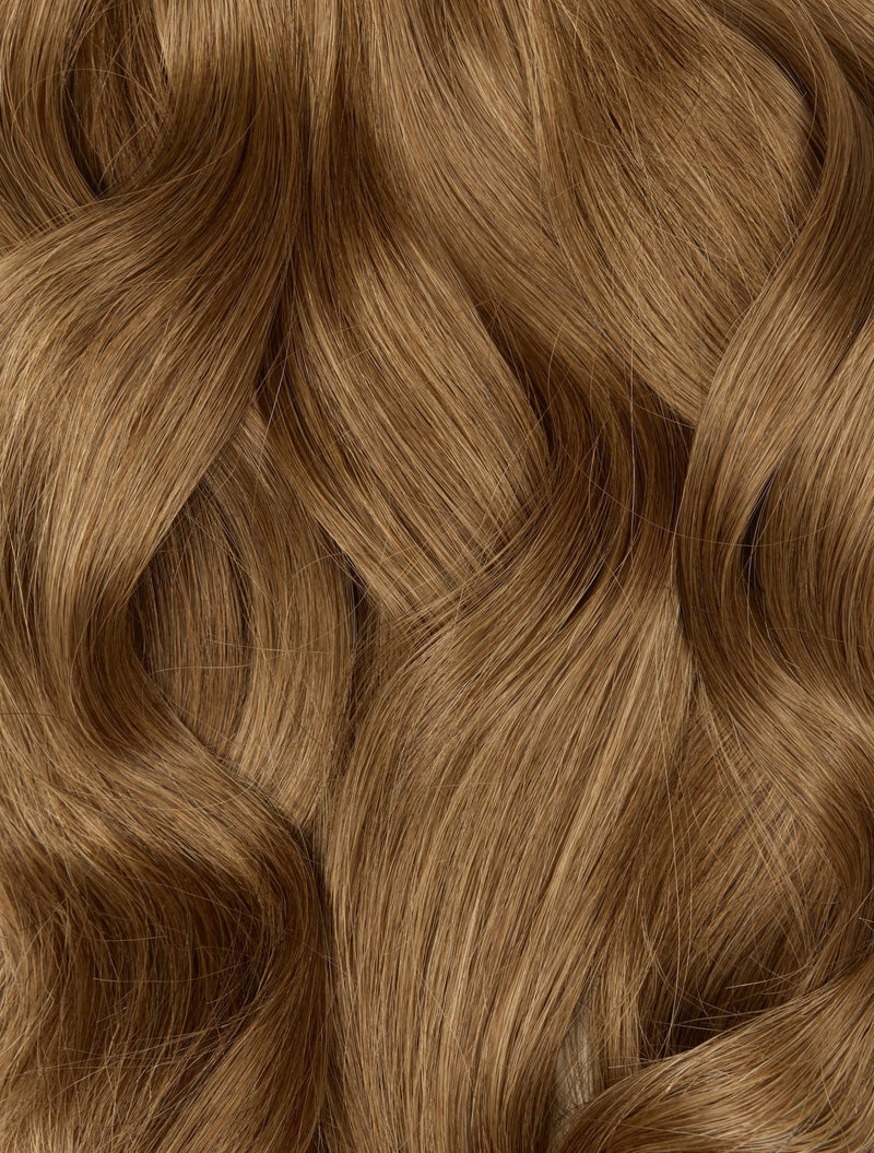 Chestnut Brown (#6) Tape (50g) - BOMBAY HAIR  - Brown Tape Hair