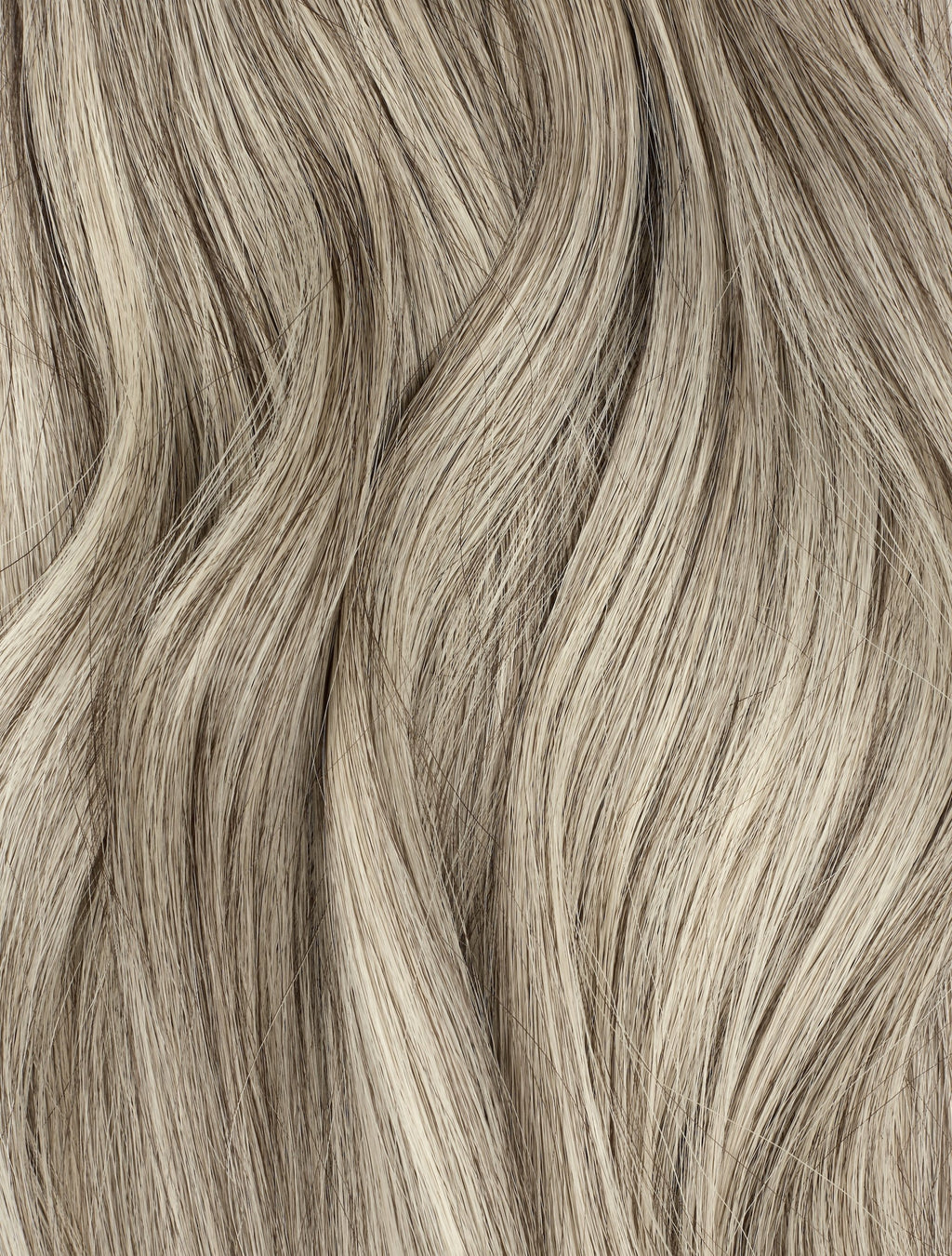 "Highlight - (Dark Brown #2 / White Blonde #60B) - Weave 22"" 100g- ON BACKORDER (Ships Aug 10) - BOMBAY HAIR  - Weaving Weft"