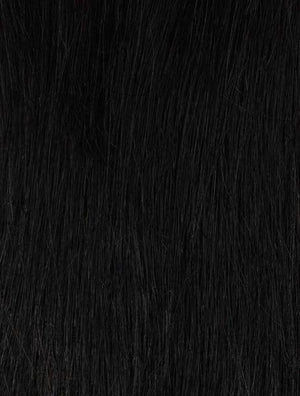 Jet Black (#1) Tape (50g) - BOMBAY HAIR  - Black Tape Hair