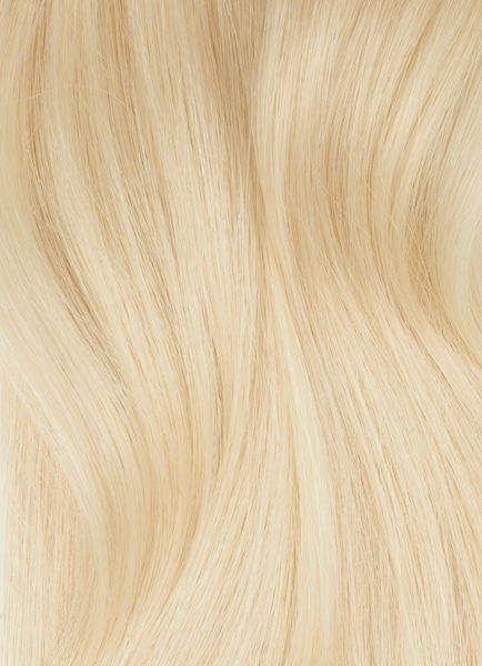 Golden Blonde (#22B) Hand-Tied Weft - 22