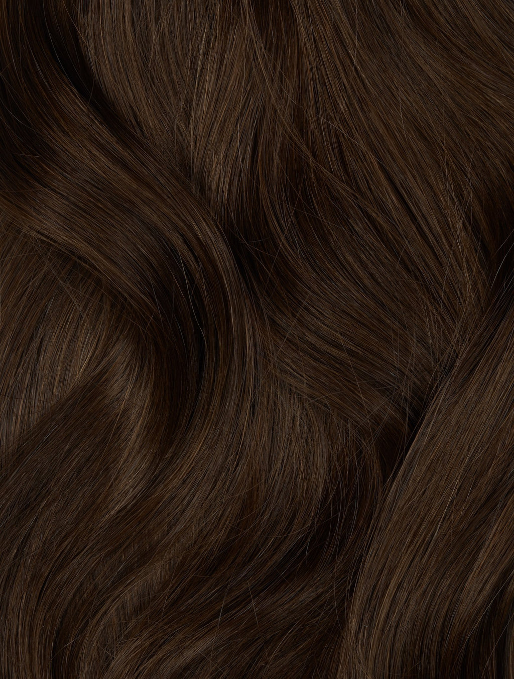 "Dark Brown (2B) 20"" 160g - BOMBAY HAIR  - 20"" Clip In Extensions"