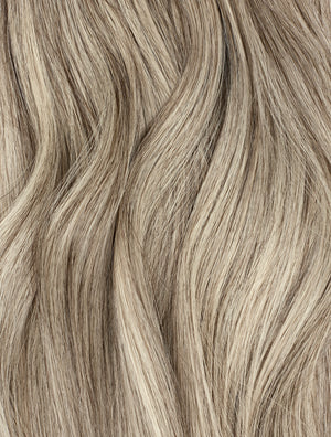 "Highlight - (Dark Brown #2 / White Blonde #60B) 22"" Tape"