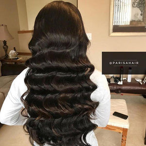 "Espresso (2) 22"" 270g- ON BACKORDER  (Ships Jan 19) - BOMBAY HAIR  - Tamanna Clips 22"" 270g"