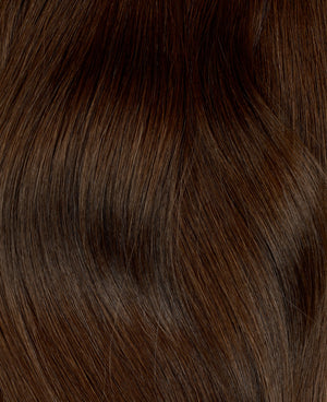 Mocha Brown (#3) Tape (50g) - BOMBAY HAIR  - Brown Tape Hair