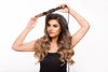 25mm Rose Gold Curling Wand - BOMBAY HAIR  - Curling Wand