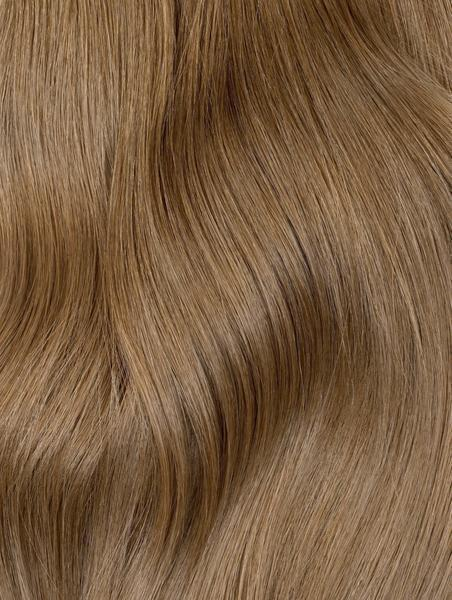 Caramel Brown (#5B) Hand-Tied Weft - 22