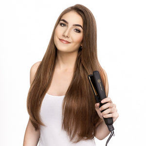 Rose Gold Flat Iron - BOMBAY HAIR  - Flat Iron