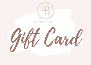 Gift card - BOMBAY HAIR  -