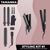 Tamanna Styling Kit #1 - ON BACKORDER (Ships August) - BOMBAY HAIR  - Styling Kit