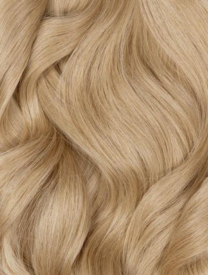 "Dirty Blonde (9/18) 18"" 125g - BOMBAY HAIR  - 18"" Clip In Extensions"