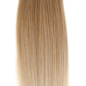"Ombre - Cool Brown (#10C) to White Blonde (#60B) 20"" I-Tip- ON BACKORDER - BOMBAY HAIR  - I-Tip 20"" 25g"