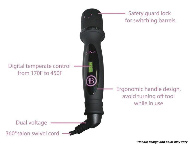Hair Waver Handle (Handle Only)
