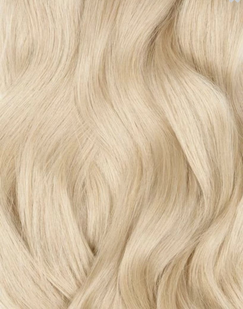 "Beach Blonde (18/60) 18"" 125g- ON BACKORDER - BOMBAY HAIR  - Bombay Baby 18"" 125g"