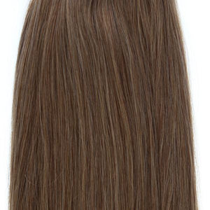 "Caramel Ash Blend (4/9) 24"" 270g - BOMBAY HAIR  - 24"" Clip In Extensions"