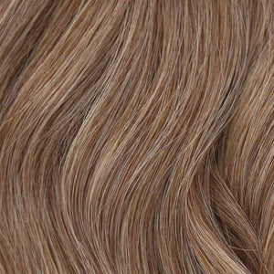 Highlight - Chocolate Brown #4 / Ash Brown #9 Tape (50g) - BOMBAY HAIR  - Brown Tape Hair