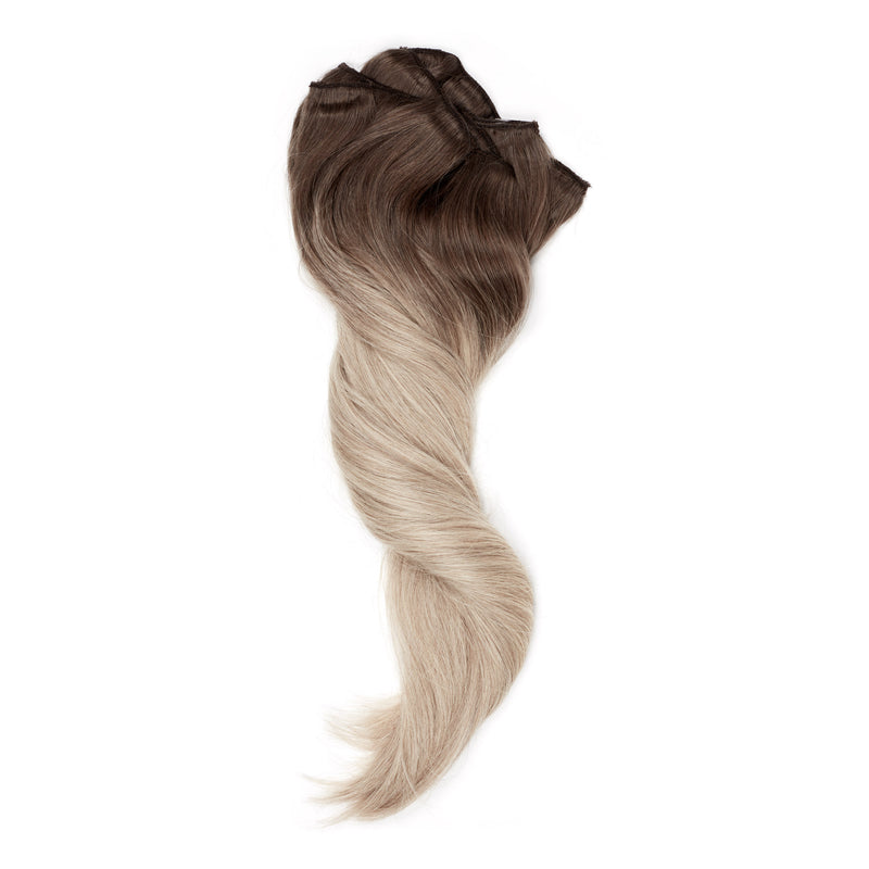 "Balayage- Cool Brown (8A) to 8A/60B 20"" 210g- ON BACKORDER"