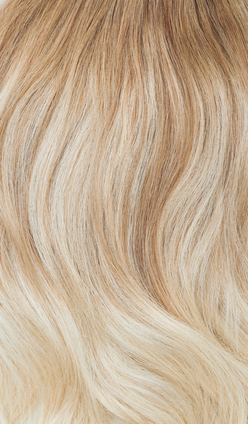 Ombre - Cool Brown (#10C) to White Blonde (#60B) 20