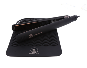 Heat Resistant Flat Iron Pad - (small) - BOMBAY HAIR  - Accessories