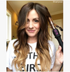 25mm Rose Gold Curling Iron (with clamp) - BOMBAY HAIR  - Curling Iron