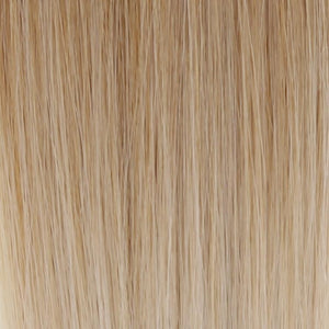 "Ombre - Ash Brown (#9) to White Blonde (#60B) 18"" Tape"