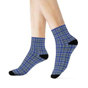 The Highland Echoes Sock