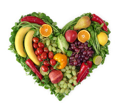 Fruits and Vegetables - Top 4 Foods for Heart Health