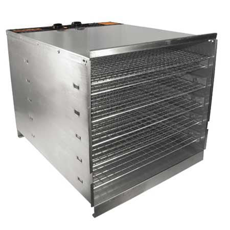 Weston 10 Tray Food Dehydrator Model 74-1001-W