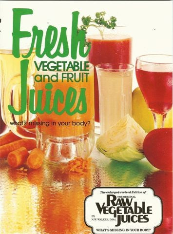 Fresh Vegetables & Fruit Juices
