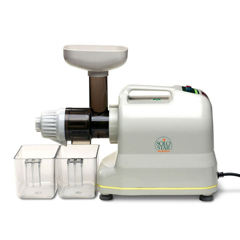 Solo Star II Single Auger Juicer