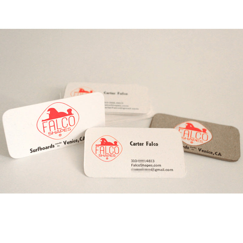Fantastic Custom Business Card Shapes Pictures Inspiration ...