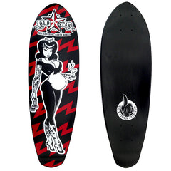 Old Star Preggers Mini Cruiser