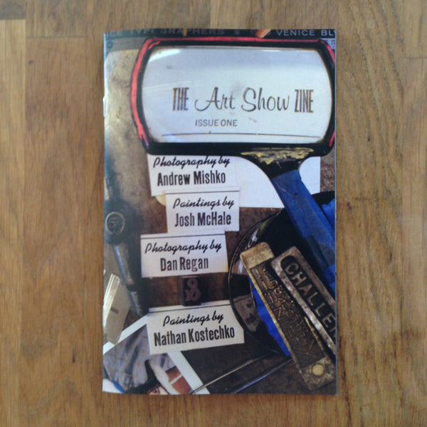 The ART SHOW Zine