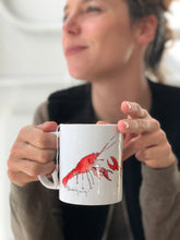 Load image into Gallery viewer, Frances Rodriguez Art - Crawfish Mug