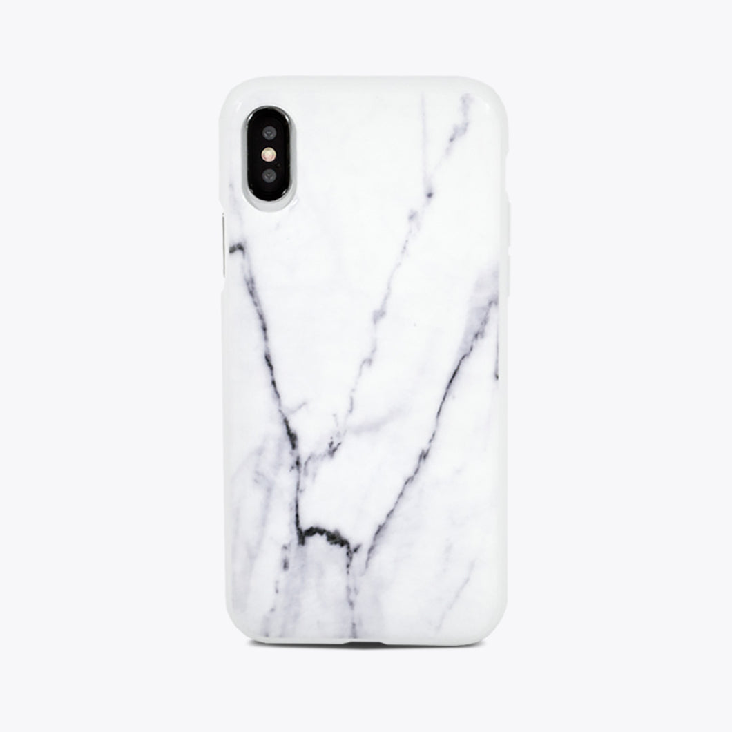 End Scene - iPhone Case - Marble