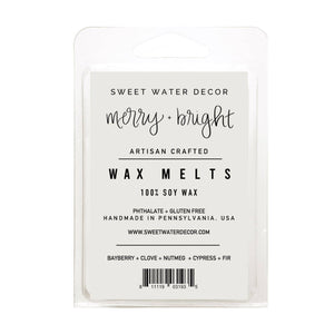 Sweet Water Decor - Merry + Bright Wax Melts