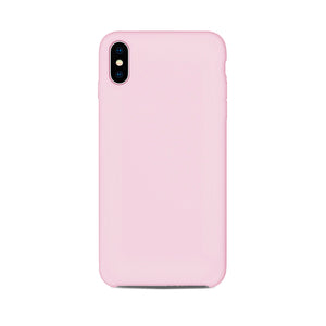 End Scene - iPhone Case - Pale Pink