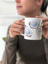 Load image into Gallery viewer, Frances Rodriguez Art - Oyster Mug