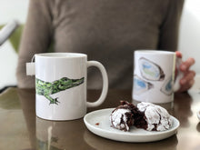 Load image into Gallery viewer, Frances Rodriguez Art - Gator Mug