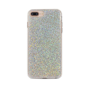 End Scene - iPhone Case - Silver Glitter