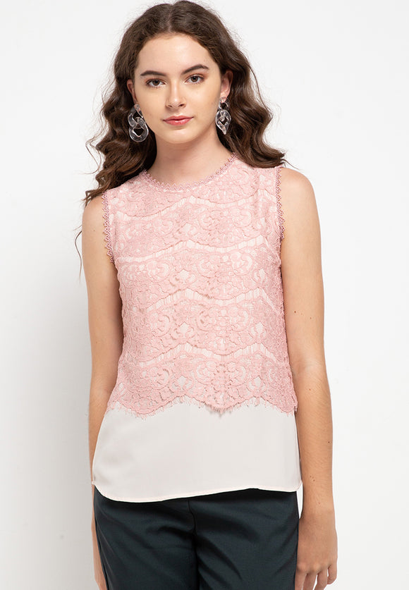 Sasha Lace Top