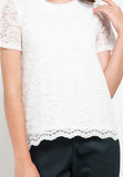 Leony Lace Top