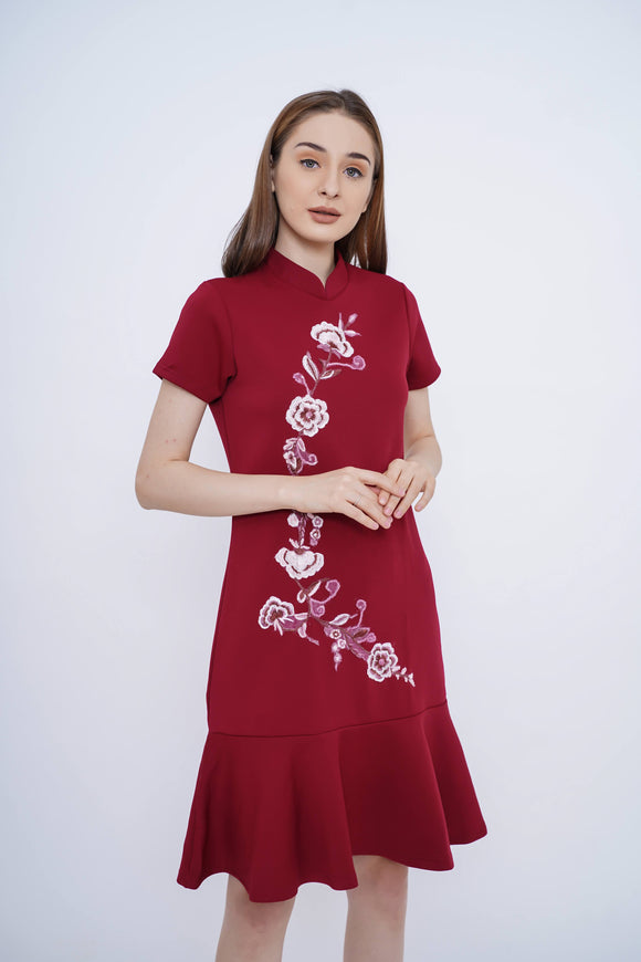 BLF Woman Mariko Cheongsam Dress